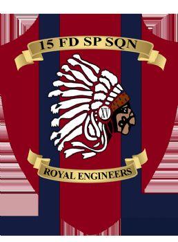 15 Fd SP Sqn Plaque
